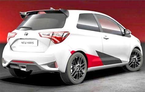 2019 Toyota Ia by 2019 Toyota Yaris Ia Review Sedan Car Review
