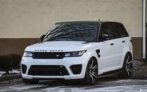Range Rover Hybride 2018 : land rover range rover sport svr 22 january 2018 autogespot ~ Medecine-chirurgie-esthetiques.com Avis de Voitures