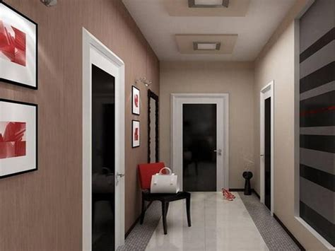 hall decorating ideas scenic bungalow hallway decorating