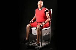 Crash test dummies to get old and obese - Autocar India