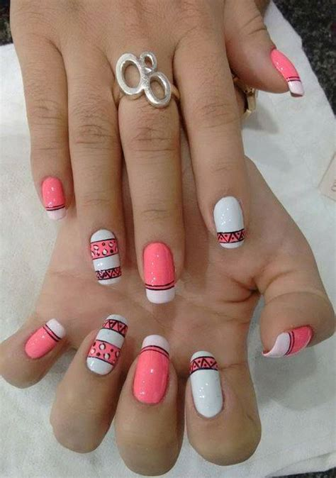 simple nail designs for nails easy nail for beginners step by step tutorials