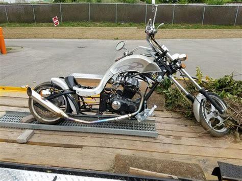2012 250cc Mini Chopper (street Legal) (motorcycles) In