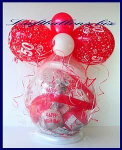 Geschenk Verpacken Folie : geschenkballon luftballon zum verpacken von geschenken zum 50 geburtstag lu geschenkverpackung ~ Orissabook.com Haus und Dekorationen