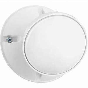 Lithonia lighting white outdoor integrated led round