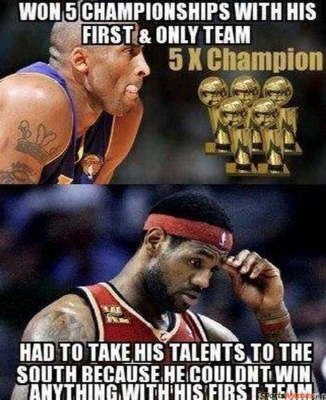 Lebron Kobe Jordan Meme - kobe vs lebron meme