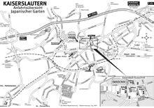 Japanischer Garten Kaiserslautern Anfahrt by Kontakt