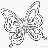 Butterfly Coloring Pages Printable Cool2bkids sketch template