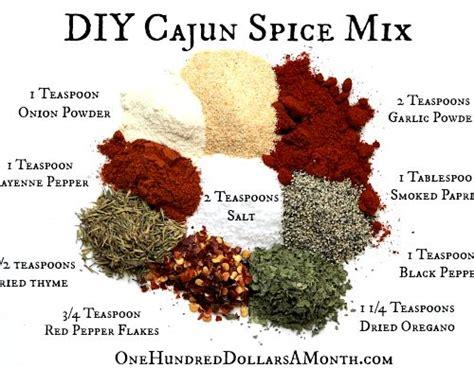 Cajun Spice Mix Recipe Best
