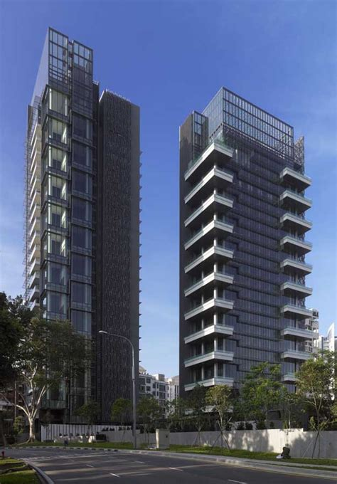 The Marq Singapore Residential Luxury Apartments