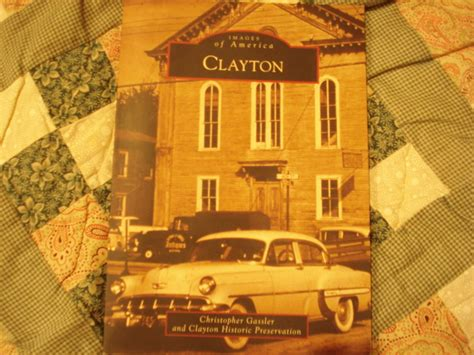 clevenger clayton historic preservation clayton nj