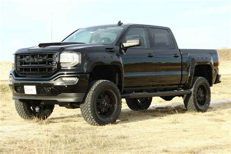 lifted gmc red lifted trucks for sale in salem hart motors gmc