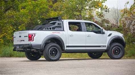 2017 Ford Shelby Baja Raptor Pickup