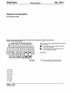 Daytime Running Lights   Wiring Diagram
