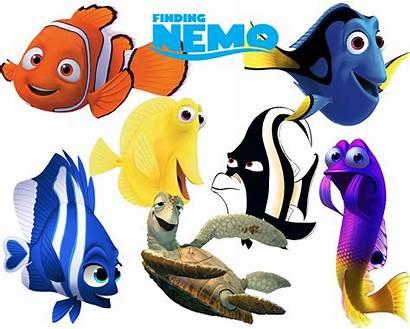 Nemo Finding Clipart Clip Clipartandscrap Graphics