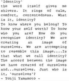 Cultural Identi... Identity And Society Quotes