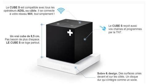 si e canal plus nouveau cube s canal 100 adsl planète numérique