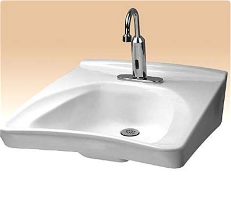 toto wall hung sink toto lt308 11 wall mounted porcelain bathroom sink with 11