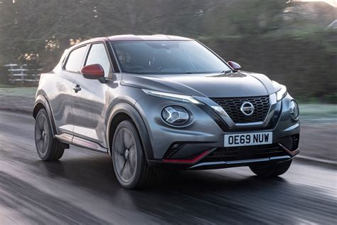 Nissan Juke SUV review | Carbuyer