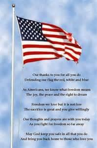 Happy Veterans Day Thank You Poem