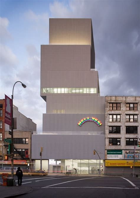 Museum Modern New York by Architectural Design Museum Of Contemporary New