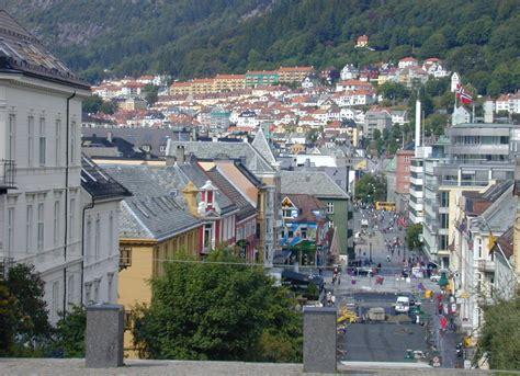 The Norwegian City Bergen Norway World For Travel