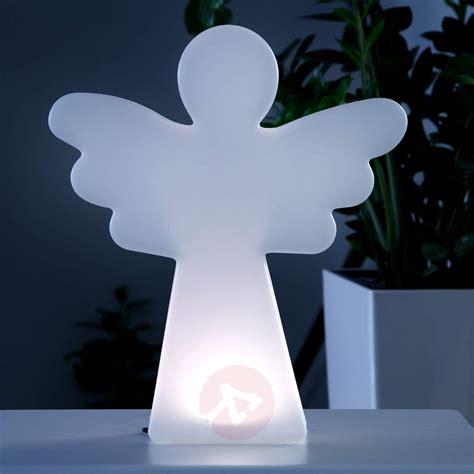 engel dekoleuchte led shining angel lampenweltat