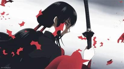 Blood Anime Saya Kisaragi Epic Ra Gifs