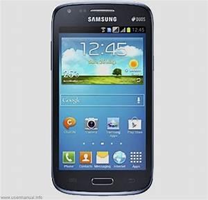 Samsung Galaxy Core I8260 User Guide Manual