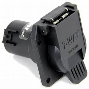 Fifth Wheel And Gooseneck Trailer Hitch Wiring Connector 7