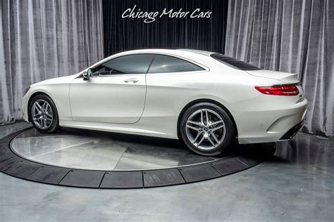 This is not a full review. Used 2017 Mercedes-Benz S550 4 Matic Coupe Sport Package! For Sale (Special Pricing) | Chicago ...