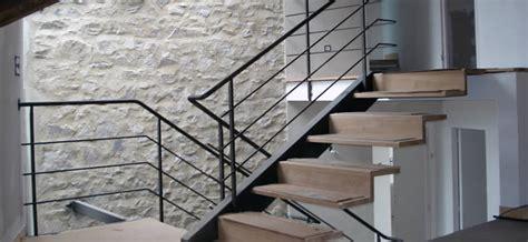 des escaliers sur mesure bo m 233 tal m 233 tallier et ferronnier d
