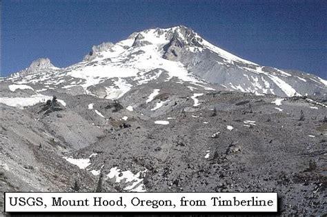 volcanoes  lewis  clark mount hood summary
