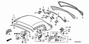 Oem Hardtop Driver Side Catcher Defroster Wiring