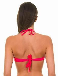 Bikiniöverdel bandeau
