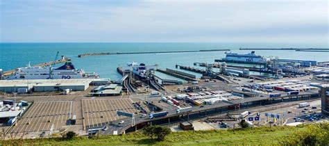 Dover Port - Parking, Hotels, Lounges, Guide, and more