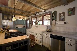 Brilliant 10 Rustic Kitchen Designs That Embody Country