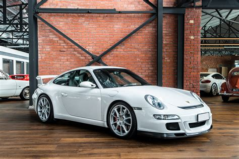 Porsche 911 Gt3 Clubsport Auktion by 2008 My08 Porsche 911 997 Gt3 Clubsport Richmonds
