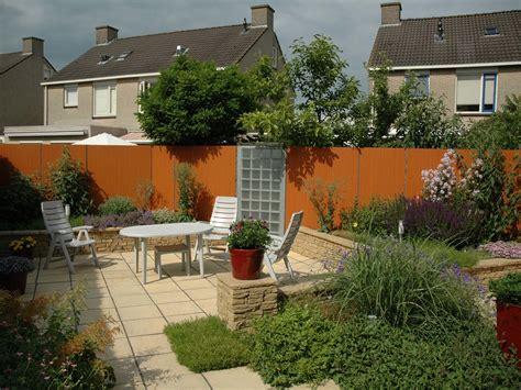 verhoogde tuin verhoogde tuin perfect moderne tuin bergen op zoom visio