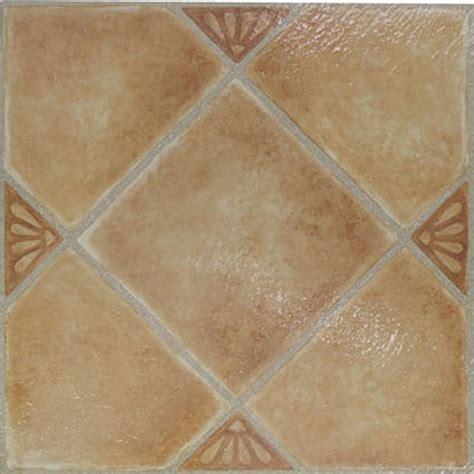 beige ceramic vinyl floor tiles 20 pcs self adhesive