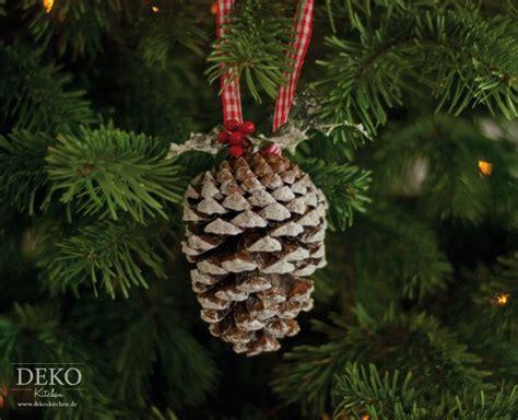 deko weihnachten zapfen weihnachtsdeko basteln zapfen frohe weihnachten in europa