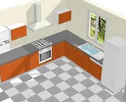 implantation d une cuisine implantation cuisine en l ou cuisine en u commencer le