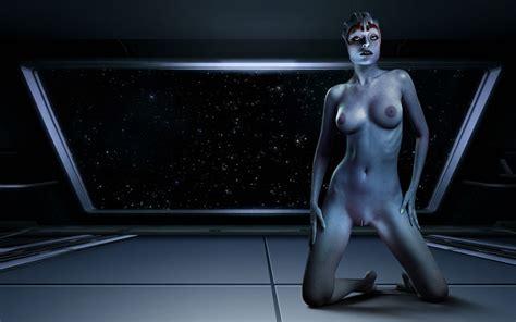 Rule 34 Asari Mass Effect Ranged Weapon Samara Tagme