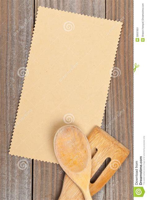 recipe background stock image image