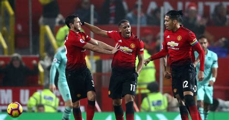 Man Utd player ratings: Eric Bailly and Anthony Martial ...