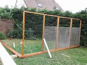 Construire Enclos Pour Chats : mes idees de sorties sympa construction d 39 un poulailler en photos ~ Melissatoandfro.com Idées de Décoration