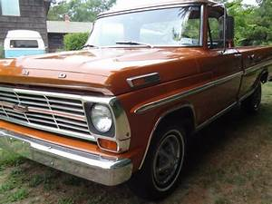 1969 Ford F100 Ranger Pick Up For Sale