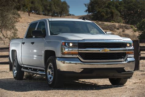 2016 Chevrolet Silverado 1500 (chevy) Review, Ratings