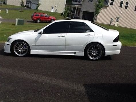 lexus is 300 turbo buy used 2001 lexus is300 turbo with 2jzgte vvti swap in