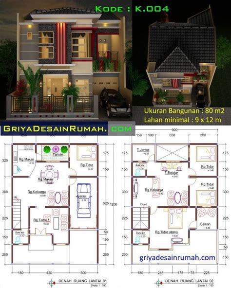 desain rumah minimalis modern  lantai home fashion