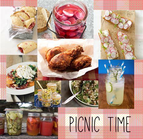 ideas for picnic food summer picnic ideas creativebug blog